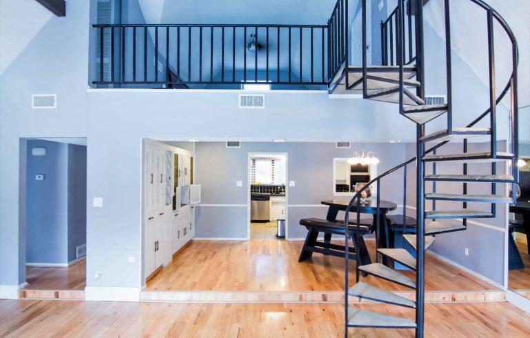 Soft loft apartment image