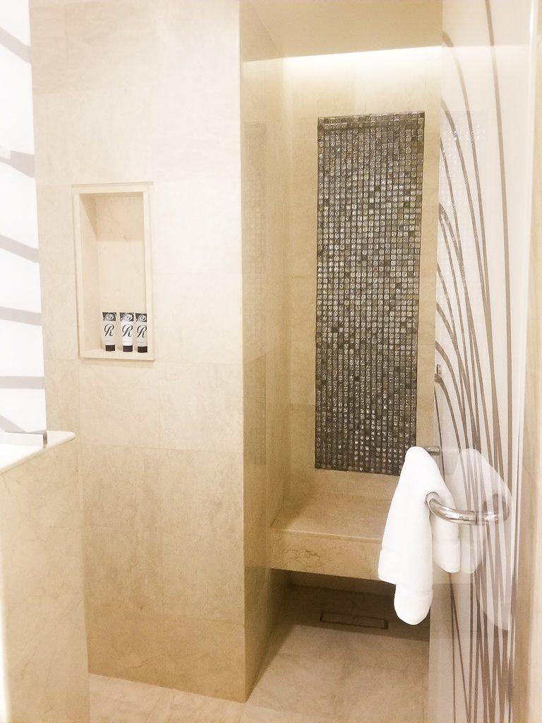renovaed bathroom by Moose condo reno