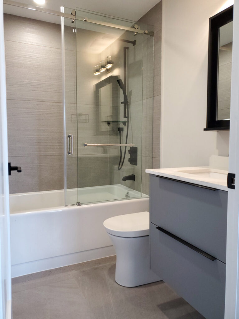 steps to remodel a condo