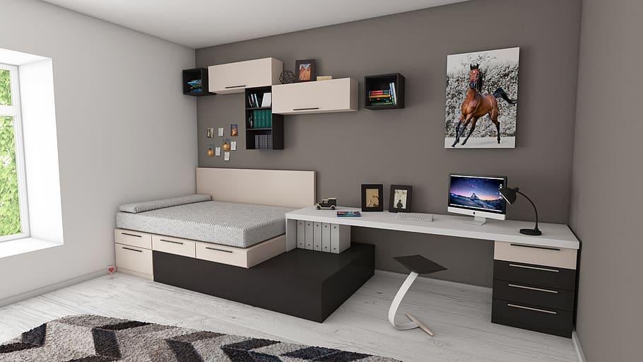 Bedroom remodeling by moose condo reno