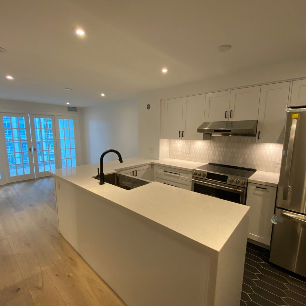 custom condo kitchen remodeling toronto