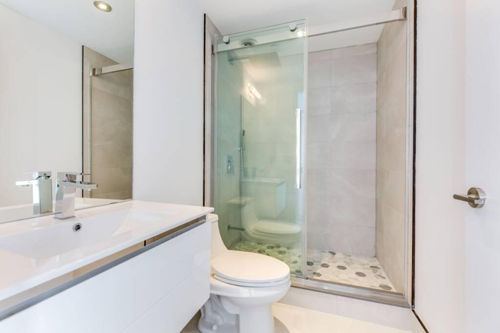 Amazing Condo Bathroom Remodeling