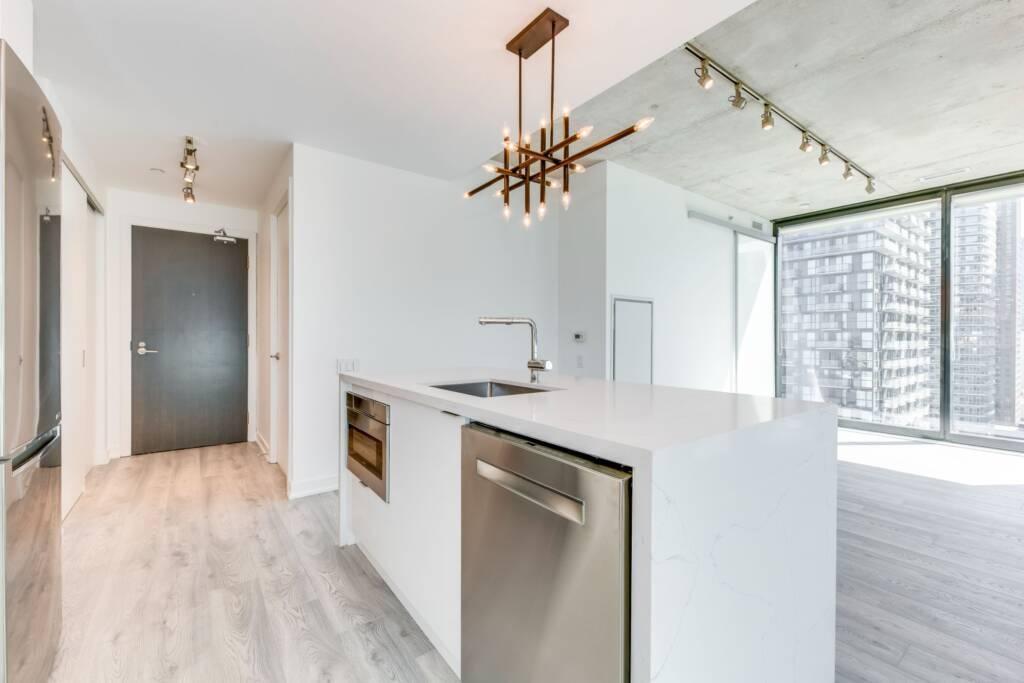 condo kitchen renovations by moose condo reno