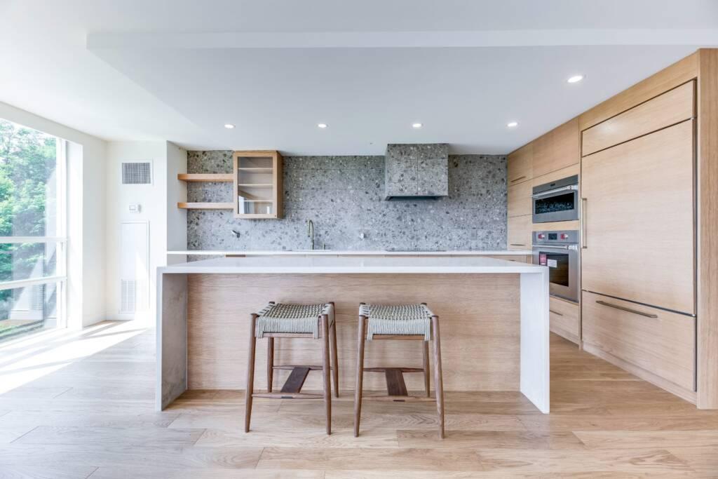 condo kitchen reno