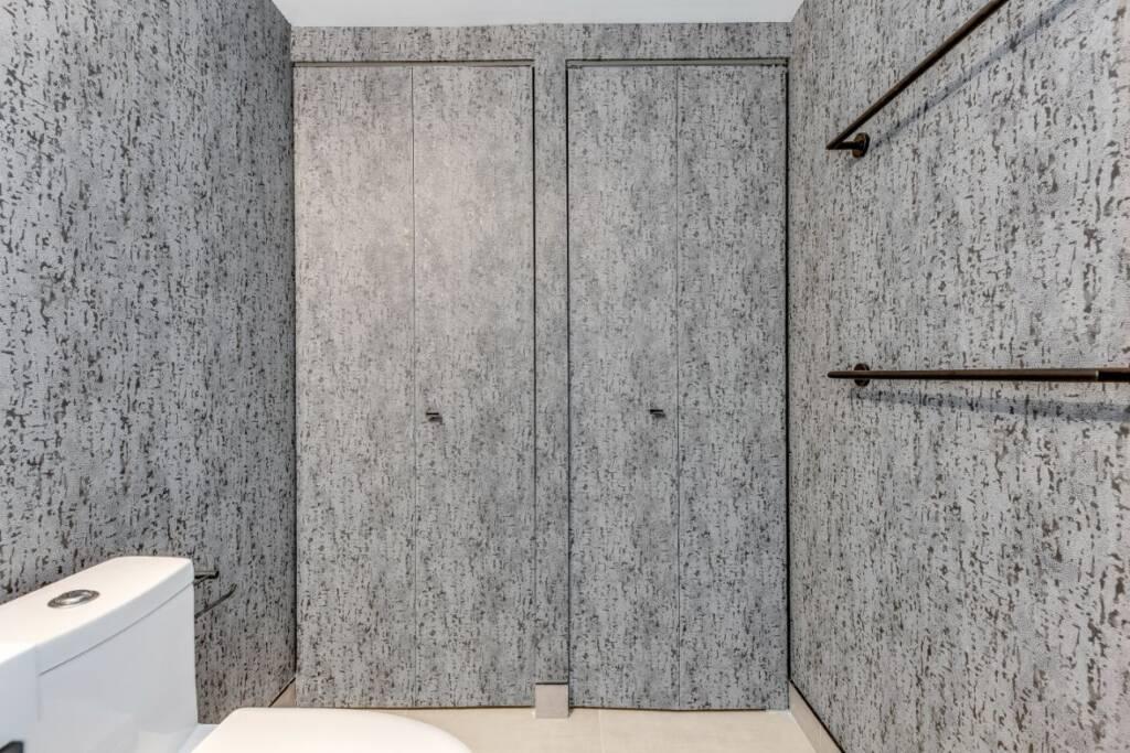 condo bathroom remodeling project